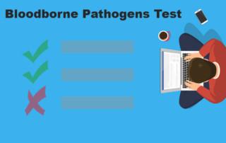Bloodborne Pathogens Test