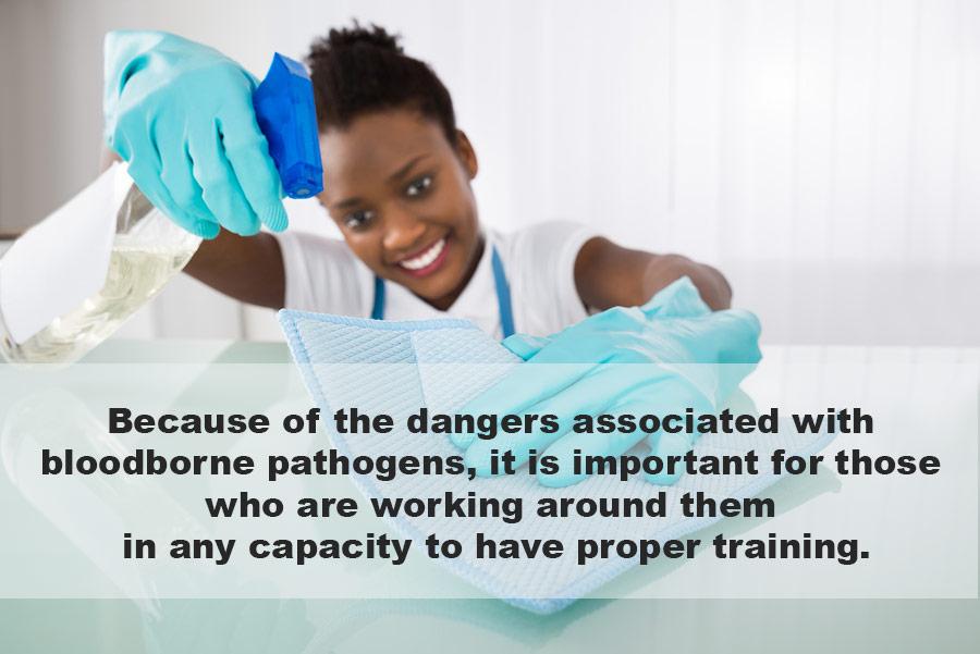Bloodborne Pathogens Training Free (Dangers)