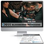 Bloodborne Pathogens for Body Artist Online Training Program